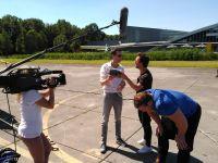 Don Postel bij het RTL5 programma Galileo - Fysiotherapiewetenschap.com